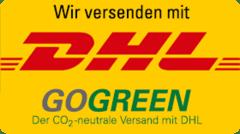 Versicherter und klimaneutraler Versand mit DHL