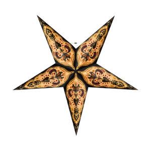 Weihnachtsstern Sumita Kupfer gold (60cm)