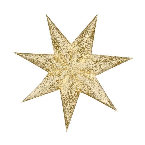 Weihnachtsstern Gold Star (45cm)